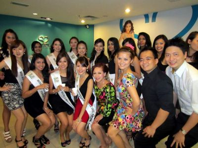 2012 - S2 Slimming Miss World Malaysia