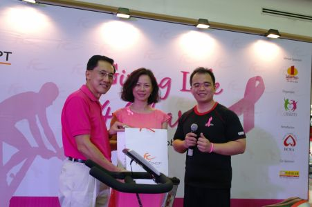 2011 - One Utama Pink Ribbons Campaign